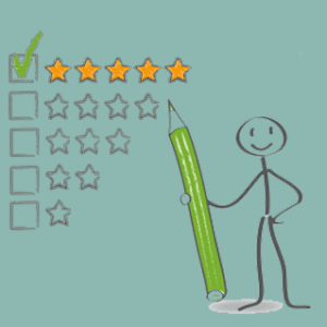 Step 3 of Online Review Management Tool & Reputation Management Software Platform by My Review Engine