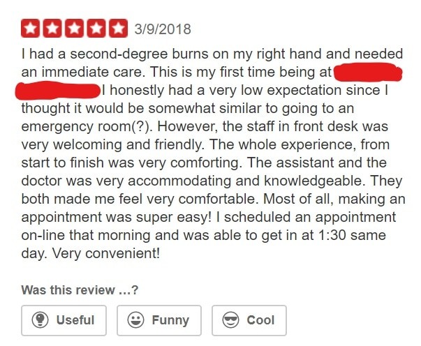 Get Reviews For Your Practice